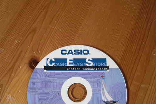 Casio CESF Fiskal Software